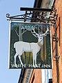 White Hart Inn sign - geograph.org.uk - 772745.jpg