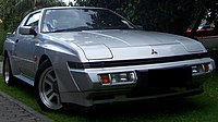 Mitsubishi Starion thumbnail