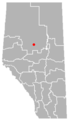 Widewater, Alberta Location.png