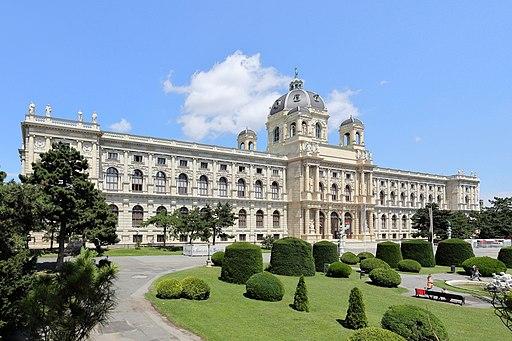 Wien - Naturhistorisches Museum (1)