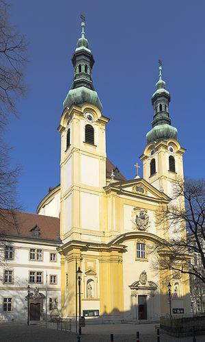 Servite Church, Vienna - Servite Church in Vienna