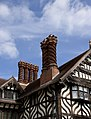 Wightwick Manor Chimneys (3915914491).jpg