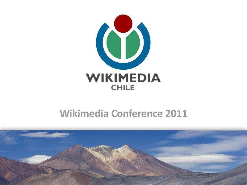 File:Wikimedia Chile - WM Conference 2011.pdf