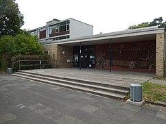 Escuela Wilhelm Busch, Hanover-Ricklingen (1956-1958)