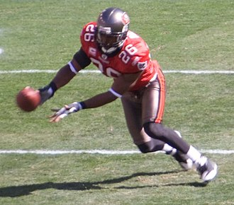 Will Allen (safety) - Allen during his tenure with the Tampa Bay Buccaneers.