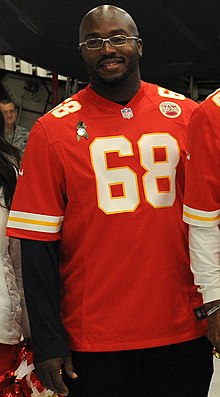Oklahoma Pick 3 >> Will Shields - Wikipedia