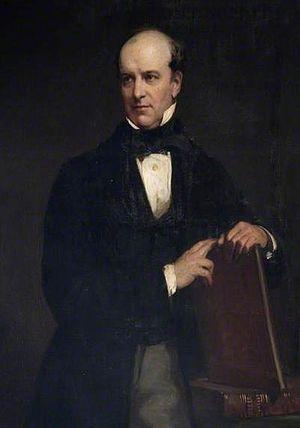 William Baly - William Baly by John Prescott Knight, 1863