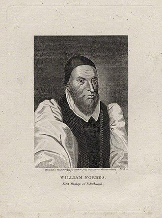 William Forbes (bishop) - Image: William Forbes
