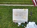 William Griffith Wilson gravestone.jpg
