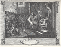 William Hogarth - Industry and Idleness, Plate 6; The Industrious 'Prentice out of his Time, & Married to his Master's Daughter.png