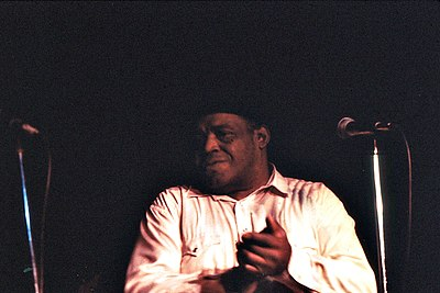 Picture of a band or musician: Willie Dixon