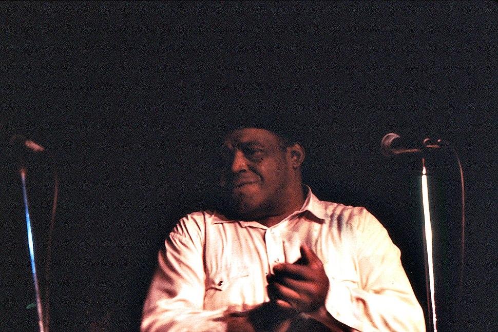 Willie Dixon 1979