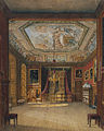 Windsor Castle, King's Eating Room, by Charles Wild, 1816 - royal coll 922108 313689 ORI 2.jpg