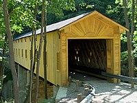 Windsor Mills (Ashtabula County, Ohio) Covered Bridge 1.jpg