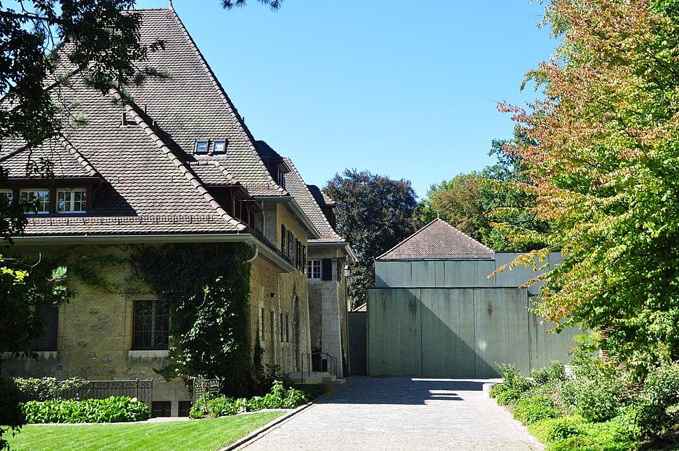 Winterthur - Villa Am Römerholz (ehemalige Villa Henri Sulzer-Ziegler) und Sammlung Oskar Reinhart «Am Römerholz», Haldenstrasse 95 2011-09-12 14-29-50