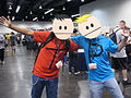 WonderCon 2014 - Terrance and Phillip (South Park) Cosplay (13955022553).jpg
