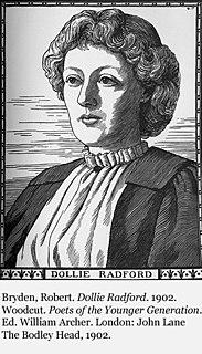 Dollie Radford British writer