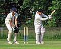 Woodford Green CC v. Hackney Marshes CC at Woodford, East London, England 096.jpg