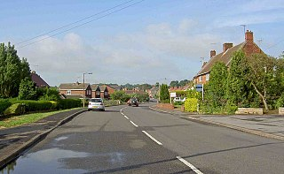 Woodsetts Village and civil parish in South Yorkshire, England