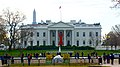 World AIDS Day - Red Ribbon on the White House Portico 33919 (11161258773).jpg