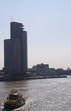 World Port Center - Image: World Port Center in Rotterdam