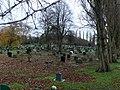 Wrexham Cemetery - geograph.org.uk - 623169.jpg