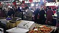 Wuhan citizens rush to buy vegetables during Wuhan coronavirus outbreak.jpg