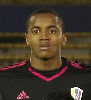 Wuilker Faríñez Venezuelan footballer