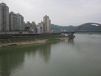 Wuzhou - Wuzhou in 2013