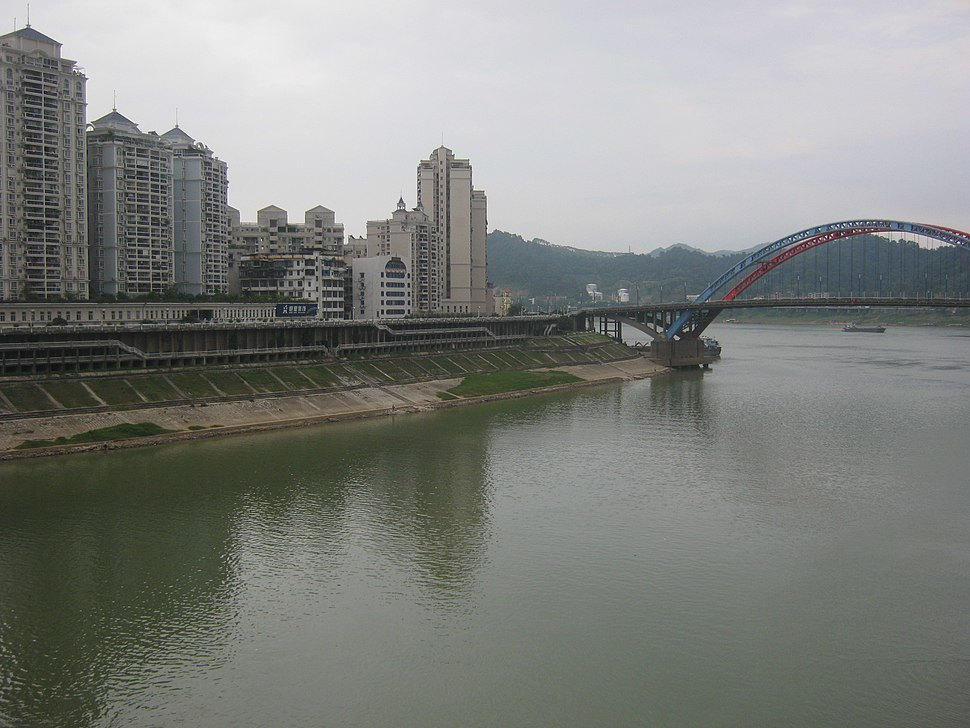 Wuzhou in 2013