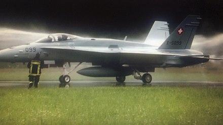 McDonnell Douglas F/A-18 Hornet - Wikiwand