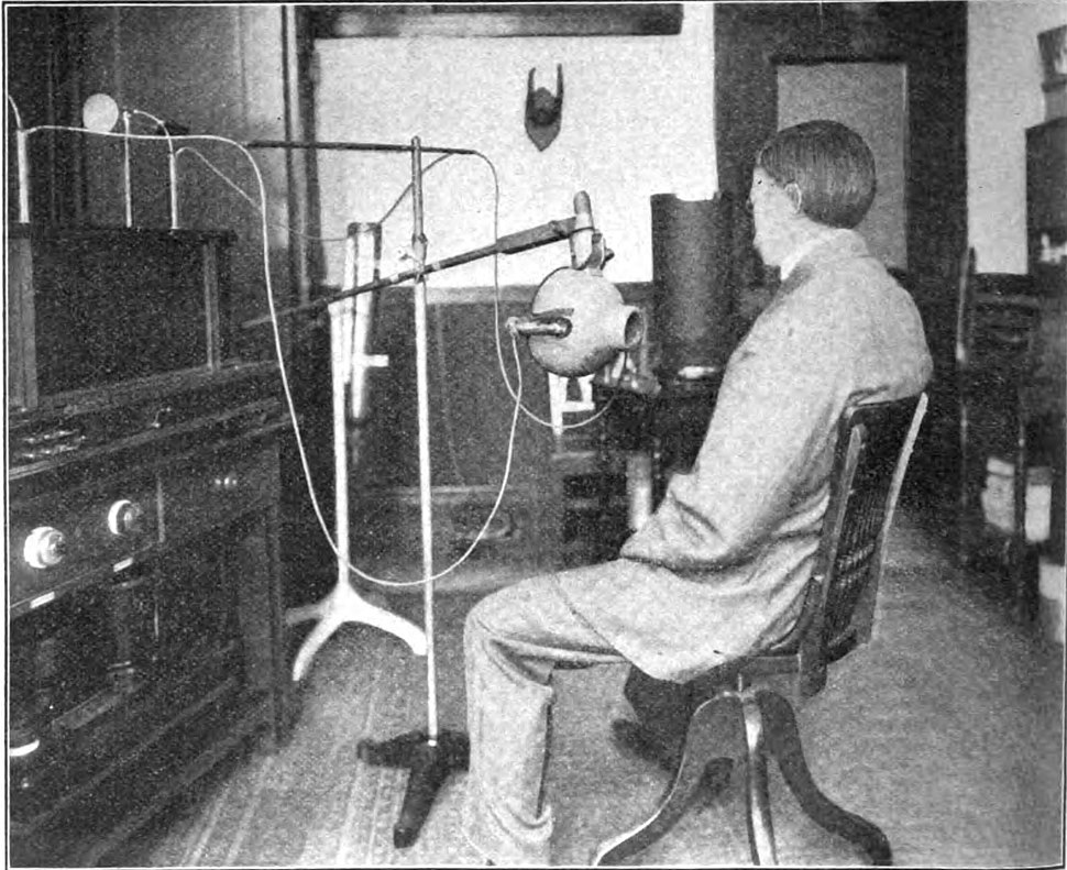X-ray treatment of tuberculosis 1910