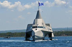 North Sea Boats - X3K trimaran