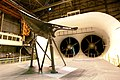 X 48B model in wind tunnel.jpg