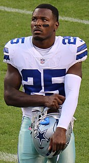 Xavier Woods (American football) American football safety