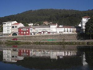 Neda, Galicia - Image: Xuvia Neda