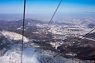 Yabuli Ski Resort ski resort in China