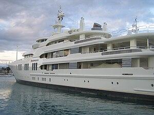 Ecstasea - Image: Yacht Ecstasea 01