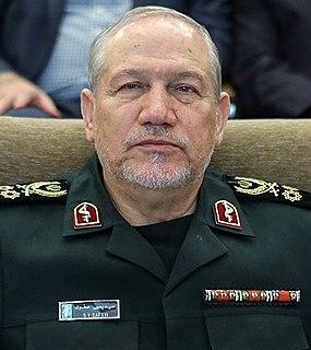 Yahya Rahim Safavi Iranian general