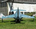Yakovlev Yak-36 at Central Air Force museum (2).jpg