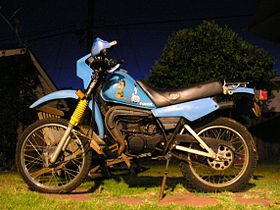 Yamaha DT50M slightly customized.JPG