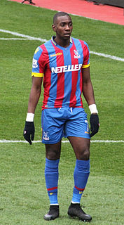 Yannick Bolasie Congolese association football player