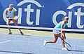 Yaroslava Shvedova and Sania Mirza (5996090768).jpg