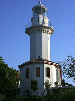 Yeşilk�y Lighthouse