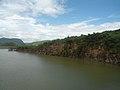 Yeleru dam reservoir at Yeleswaram view 03.JPG