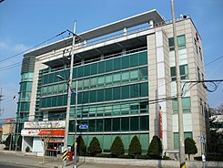 Yeoncheon Post office.JPG