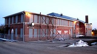 Alvin C. York Institute Public high school in Jamestown, Tennessee, USA