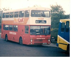 Yorkshire Traction - MCW Metrobus