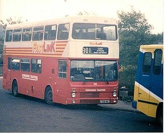 Yorkshire Traction - MCW Metrobus