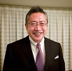 渡辺喜美 - Wikipedia